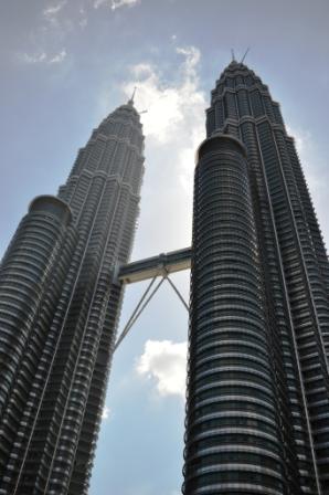 Petrona Towers, KL, Malaysia