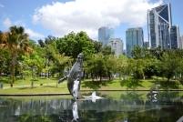 Park, KLCC, Malaysia