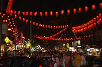 Lampignons, Jalan Alor, Bukit Bintang