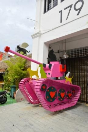 George Town, Penang, Malaysia