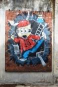 Street Art in George Town