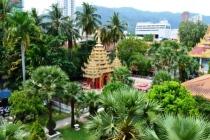 Dhammikarama Burmese Buddhist Tempel, George Town, Penang, Malaysia