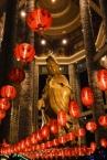 Buddha-Satue, Kek Lok Si Temple, Penang, Malaysia