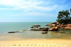 Turtle Beach, Taman Negara, Penang, Malaysia