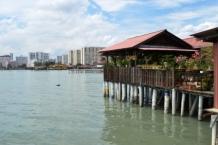 Clan Jetties, George Town, Penang, Malaysia