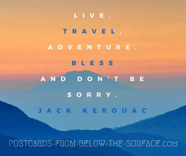 Travel Inspiration, Travel-Quote