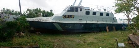 Banda Aceh, Überbleibsel des Tsunamis von 2004