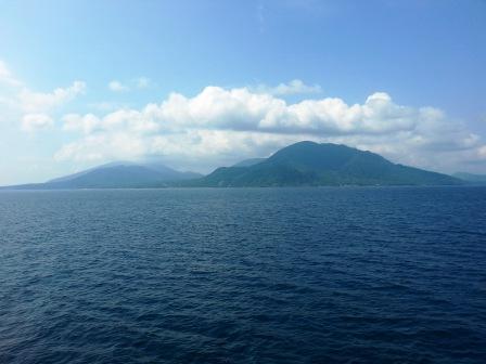 Pulau Weh, Blick von der Fähre aus