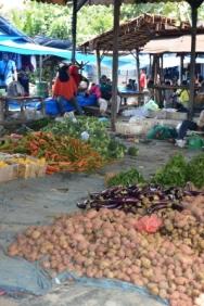 Markt, Bukit Lawang