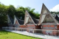 Batak Haus, Lake Toba