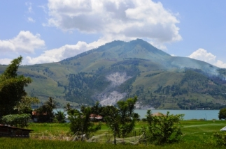 Lake Toba, Tobasee