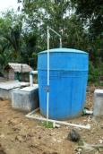Biogasanlage, Bukit Lawang