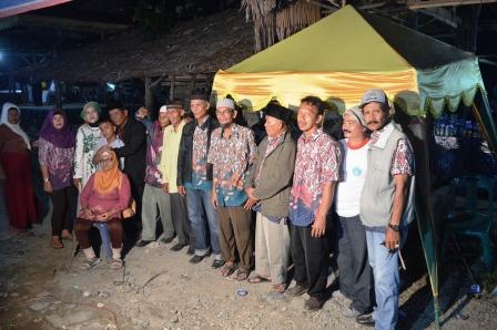 Hochzeit, Bukit Lawang