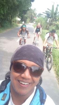 Radtour, Bukit Lawang